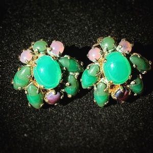 VTG Christian Dior Henkel & Grosse clip on earring